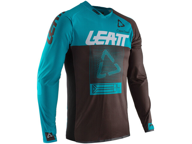 Leatt DBX 4.0 Ultraweld Maillot de cyclisme Homme, ink